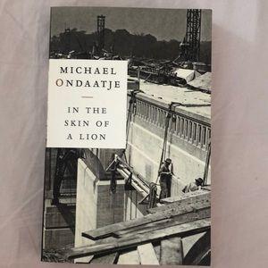 Novel by Michael Ondaatje